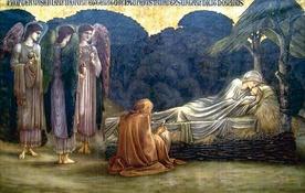 Edward Burne-Jones, Boże Narodzenie